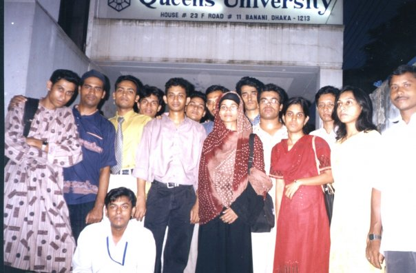 Rag Day 2003, CSE-F/99