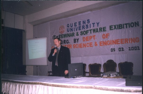IT and Software Exebition 2002