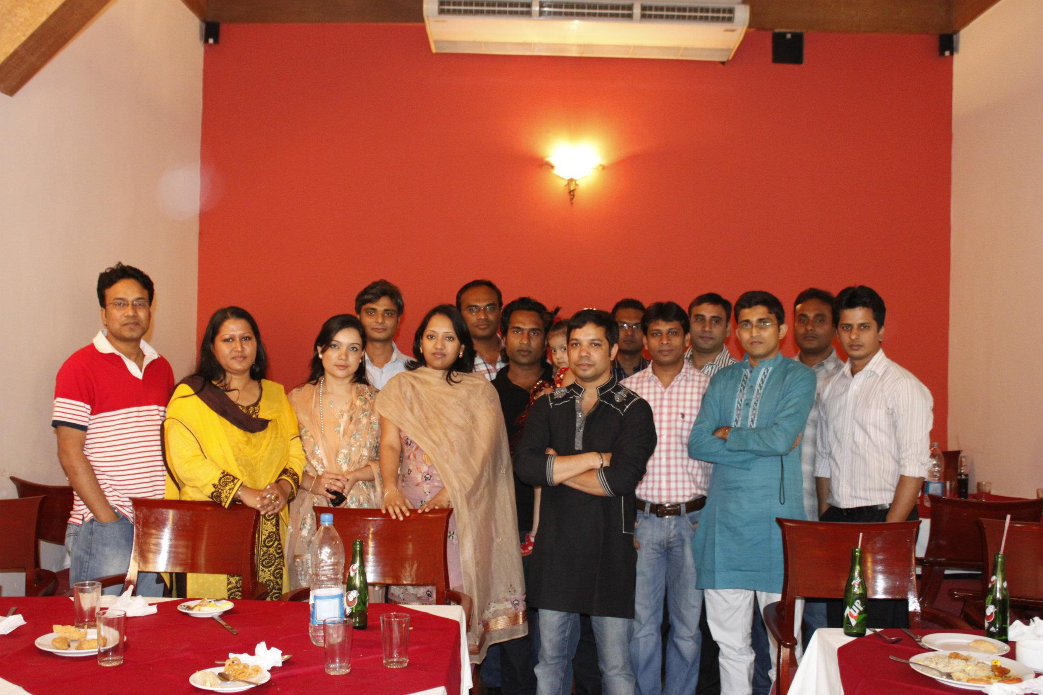 Reunion 2012 - CSE 8th Batch
