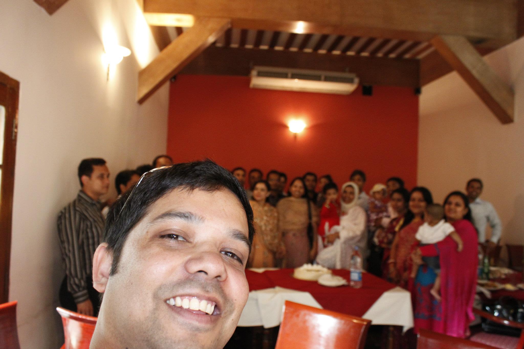 Reunion 2012 - CSE 8th Batch